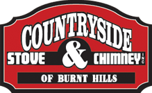 Countryside Stove and Chimney Logo